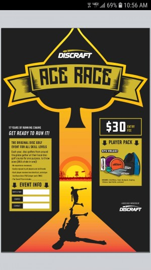 City Park  Ace Race graphic