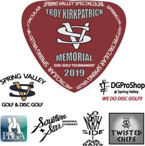Spring Valley Spectacular Troy Kirkpatrick Memorial graphic