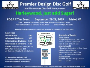 Premier Design : Harleywood, just add Sugar! graphic