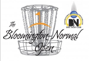 2019 Bloomington-Normal Open Presented by Plastic Addicts and Dynamic Discs graphic
