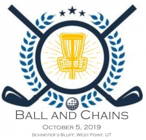 1st Annual Ball and Chains Event graphic