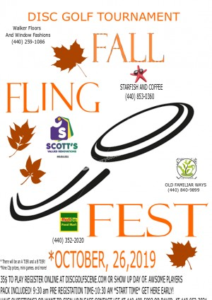 Fall Fling Fest graphic