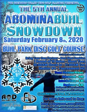AbominaBUHL Snowdown 5 graphic