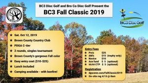 BC3 Fall Classic graphic