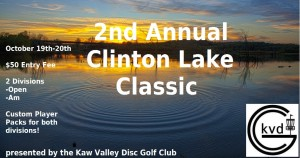2nd Annual Clinton Lake Classic graphic