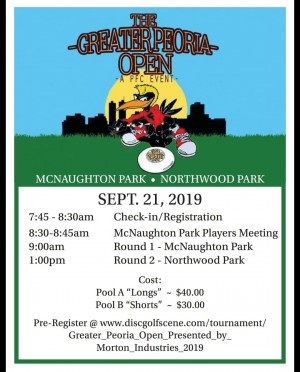 Greater Peoria Open Presented by Morton Industries graphic