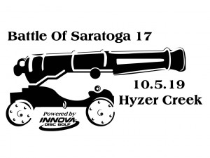 Battle of Saratoga 17, powered by Innova graphic