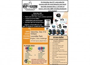 MVP vs Axiom at Loomiller Park sponsored by 8z graphic