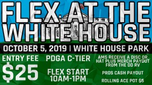 Flex at the White House graphic