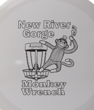 New River Gorge  Monkey Wrench graphic