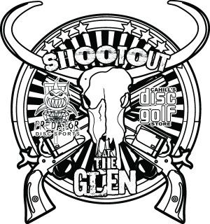 5th Annual Shootout @ The Glen presented by Predator Disc Sports graphic