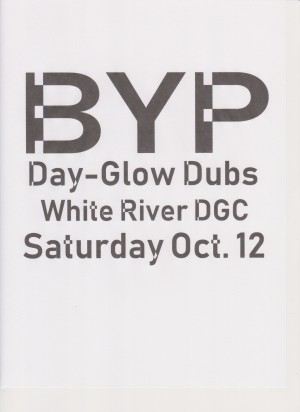 BYP Day Glow Doubles graphic