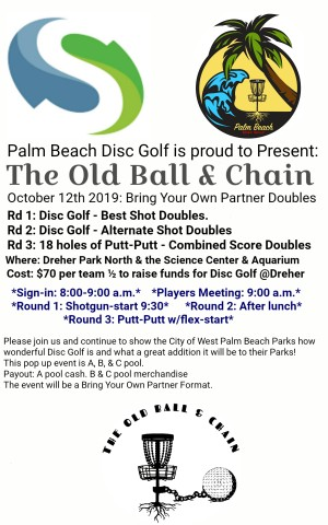 The Old Ball & Chain graphic