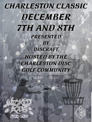 The Charleston Classic at Trophy Lakes Presented by Discraft graphic