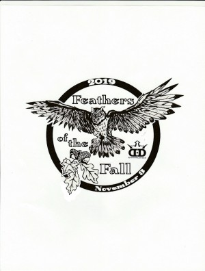 Dynamic Disc Presents Dacey Fields' Feathers of the Fall 2 graphic