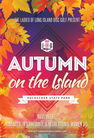 Autumn on the Island graphic