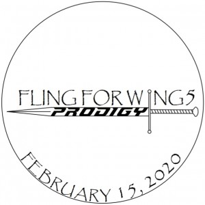 Fling for Wings 5 Powered by Prodigy graphic