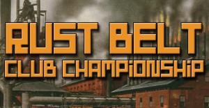The Rust Belt Club Championship graphic