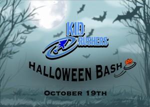 Kid Crusher's Halloween Bash graphic