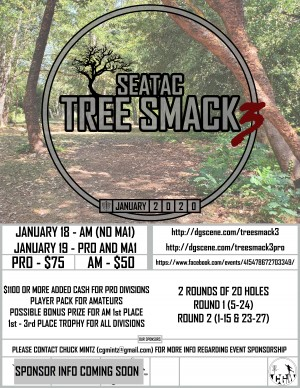 SeaTac Tree Smack 3 (PRO and MA1) graphic