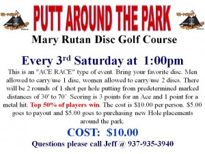 Putt Around the Park 3 graphic