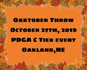 Oaktober Throw graphic