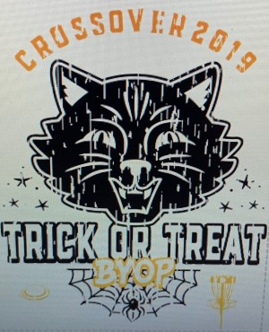 CROSSOVER 2019 Trick or Treat BYOP graphic
