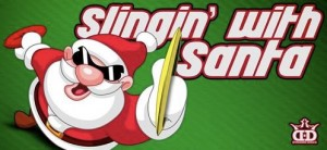 Slinging for Santa 2 presented by The Cowhead graphic