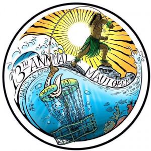 13th Annual Maui Open graphic