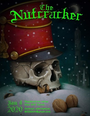The Nutcracker - Thrice Annual graphic
