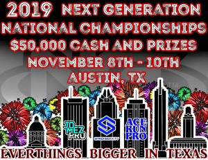 2019 Next Generation Tour National Championships graphic