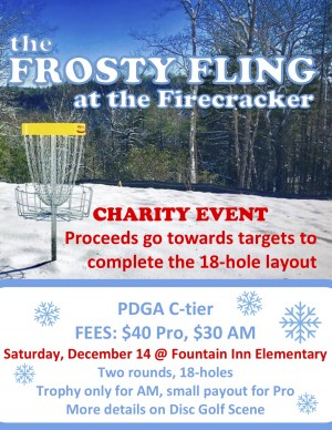 Frosty Fling graphic