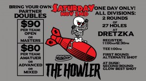 The Howler - Presented By Innova Champion Discs graphic