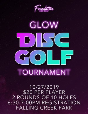 Glow Tournament - Battle for Bedford Fundraiser graphic