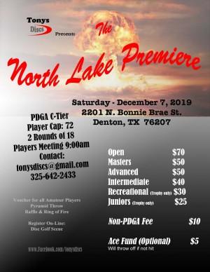 North Lake Premiere graphic