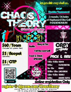Chaos Theory graphic