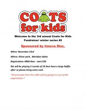 Coats for Kids/ GSDG winter series #2 graphic