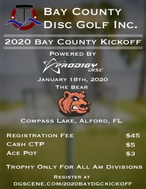 2020 Bay County Kickoff Powered by Prodigy graphic