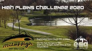 High Plains Challenge 2020 graphic