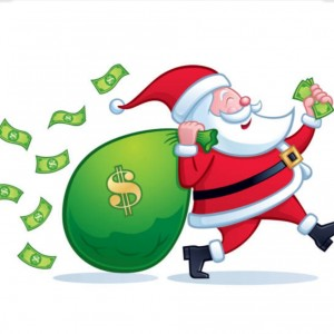 Christmas Cashathon, Basket Fundraiser II graphic