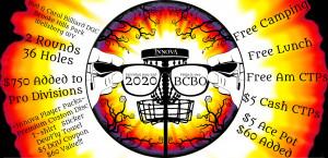 2020 BCB Open Driven by Innova graphic