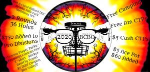 2020 BCB Open Driven by Innova, Take 2 graphic