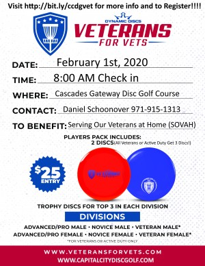 Veterans for Vets - Benefiting Serving Our Veterans At Home graphic