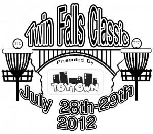 Twin Falls Classic graphic