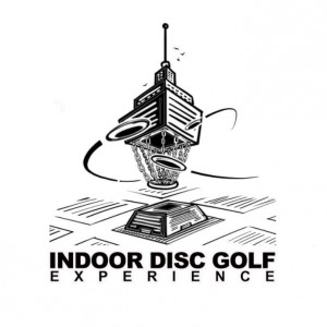 "The Indoor Disc Golf Experience ""Driven By Innova"" - Singles Ace Run - Brookfield Edition graphic"