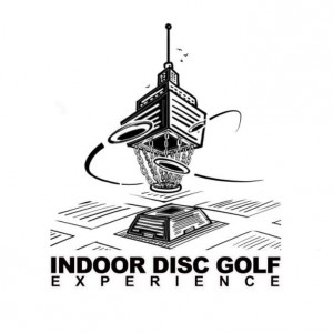 "The Indoor Disc Golf Experience Driven By Innova"" - Doubles Ace Run - Brookfield Edition graphic"