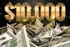 Monster Disc Golf (GDG $5K/$10K event) graphic