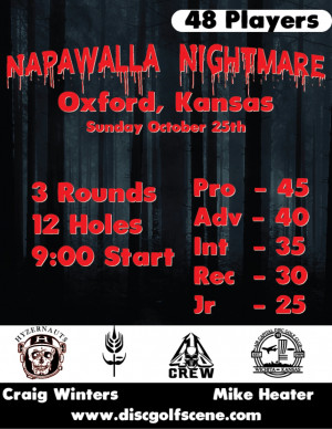 Napawalla Nightmare graphic