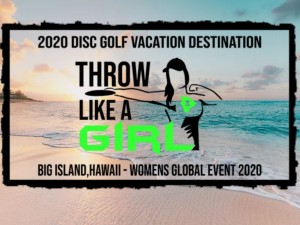 Throw Like A Girl - Hawaii (WGE 2020) graphic