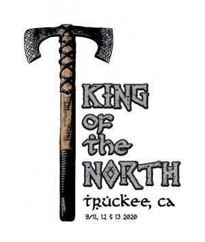 King of the North Driven by Innova graphic